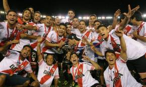 river sudamericana campeon